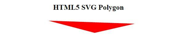 polygon SVG
