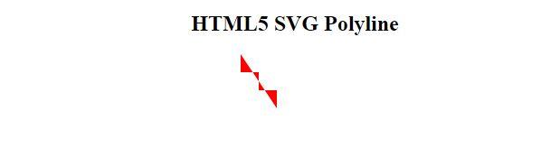 polyline SVG