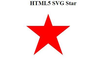 star SVG